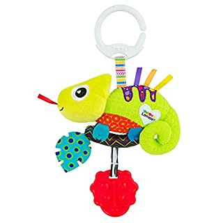 Lamaze Chroma Chameleon, Clip On Toy, Multi