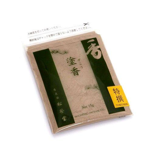 Shoyeido's Premium Quality Incense Body Powder - Tokusen
