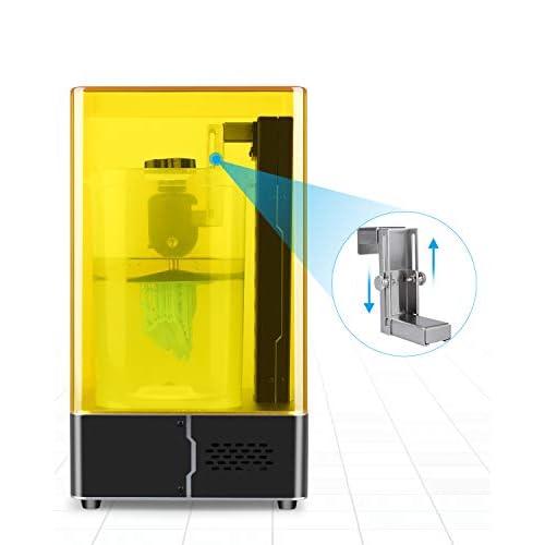 ELEGOO Mercury Plus Máquina de Lavado y Curado 2 en 1 para Mars Photon S Photon Mono LCD/DLP/SLA Modelos Impresos en 3D…