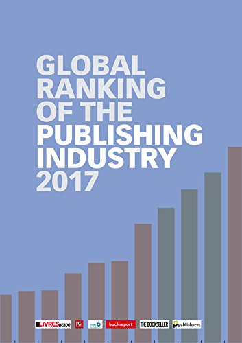 Amazon com: Global Ranking of the Publishing Industry 2017