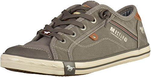 Mustang 5803-314 mixte enfant Baskets gris, EU 41