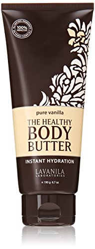 (Lavanila The Healthy Body Butter, Pure Vanilla, 6.7 Fluid)