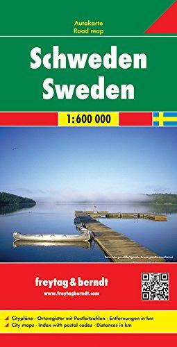 Sweden (Road Maps)