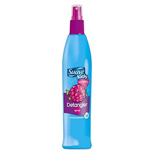 Sauve Kids Detangler Spray Swirlberry 10 oz