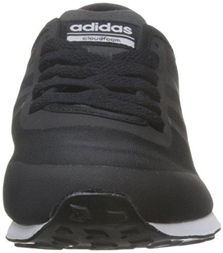 Adidas Cloudfoam Groove Tm W, Scarpe da Ginnastica Donna, Nero (Negbas/Negbas/Ftwbla), 38 EU