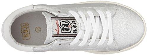 Ash Silver Women's Sneaker Cult White Fashion aw6aYq