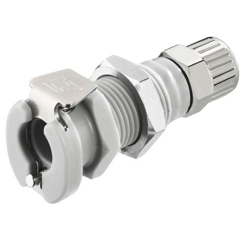 20PP-S1-04MALD Molded Almond Color Sold in a package of 25 1//4 NPT NV 20PP Series Male Thread Socket