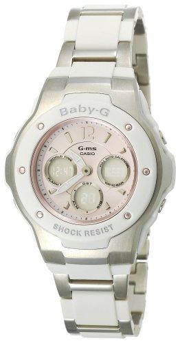 (Casio Women's MSG300C-7B2 Baby-G G-MS Cool and Tough Ana-Digi Watch)
