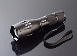 Flashlights Suitable for Cycling, Caving, Climbing, Camping,Exploring and Outdoors Activities from Tiny paradise