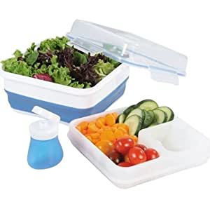 Cool Gear Collapsible Salad To Go Set