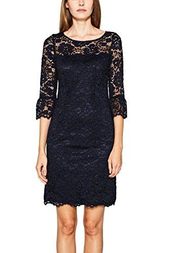 ESPRIT Collection Navy 400 Donna Blu Vestito x0rxqZ8wH