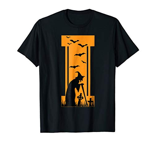 Letter I Halloween Costume Group Shirts Tees ()