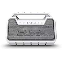 Ion Surf Floating Waterproof Stereo Boombox - White