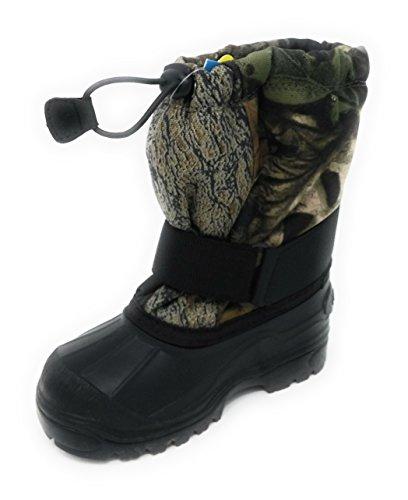 ather Boot (Toddler/Little Kid) Size 9 (Kamik Kids Rocket)