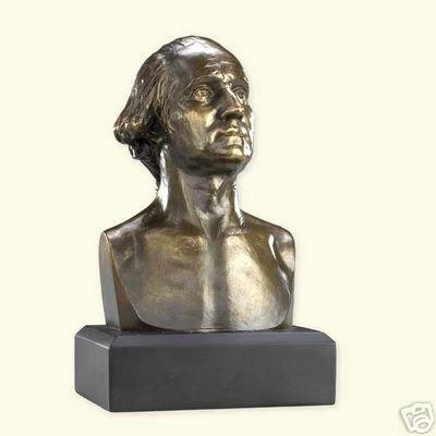 Great Americans Sale – George Washington Bust – Founding Father