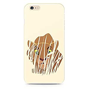 Loud Universe Nala Lion King iphone 6 plus Case Simba Lion King iphone 6 plus Cover with 3d Wrap around Edges