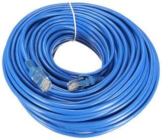 Networking Networking Cables /& tools MITUHAKI 25m Blue Cat5 65FT RJ45 Ethernet Cable For Cat5e Cat5 RJ45 Internet Network LAN Cable Connector 1 x Blue RJ45 Ethernet Cable