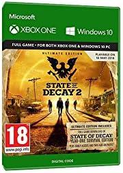State of Decay 2 XB-One Ultimate [Importación alemana]: Amazon.es ...