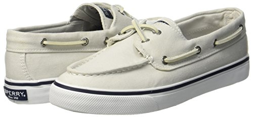 Barco Bahama Mujer del 5 US Crema Sider 5 EU Zapatos Top 35 Sperry xzqO4wTT