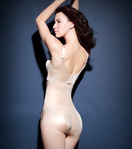 Donna Snellente Pancia Pancera Shapewear Guaina Beigeb da Modellante Alta MOVWIN Contenitive Piatta Body Vita Shaper Mutande Donna qZvPdxp8