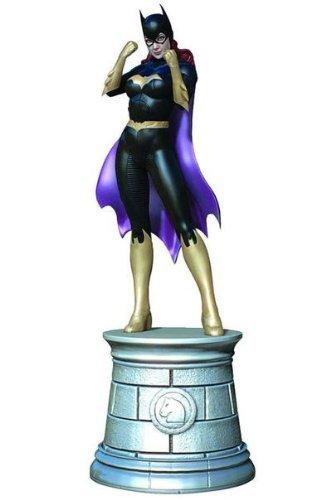 Dc Superhero Chess Collection Magazine #7 Batgirl White Knight by Eaglemoss
