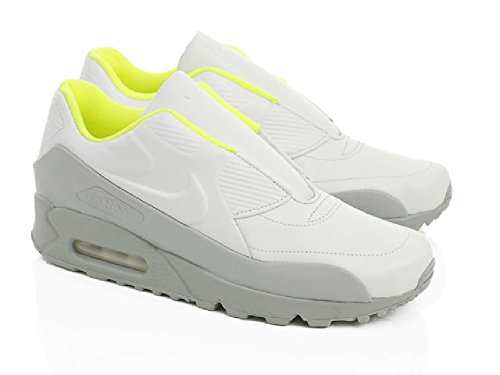 Nike 804550-110 Air Max 90 SP/Sacai Sneakers White Grey Womens Shoes Size 6 by NIKE