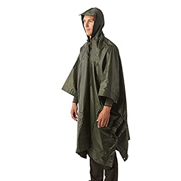 Bekleidung Stealth Gear Poncho Extreme 2