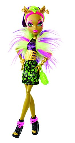 Monster High Freaky Fusion Clawvenus Doll -