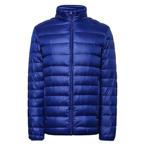 Energia As2 Uomini Puffer Cappotti Leggero Solido Di Inverno Degli Piumino Packable Outwear xfqI6OFw