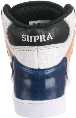 white Men Sneakers Vaider Shoes Navy Grey Supra LX T8wq0nvv