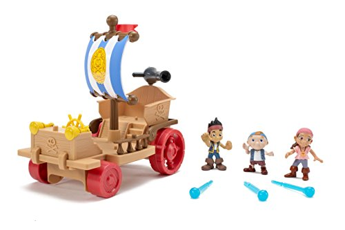 Disney's Jake and the Never Land Pirates Never Land Sailwagon ()
