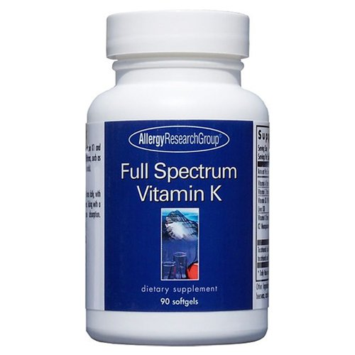 Allergy Research Group - Full Spectrum K 90 gels