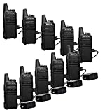 Best 2 Way Radios - Retevis RT7 2-Way Radio UHF 400-470MHz 16 CH Review