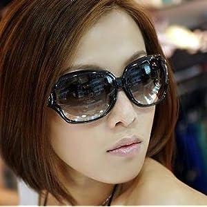 maket 2015 NEW New Hot Polarized Women Sunglasses Retro Sun Glasses Big Frame Shades UV 400 Eyewear Oculos De sol Gafas Lunette de Soleil