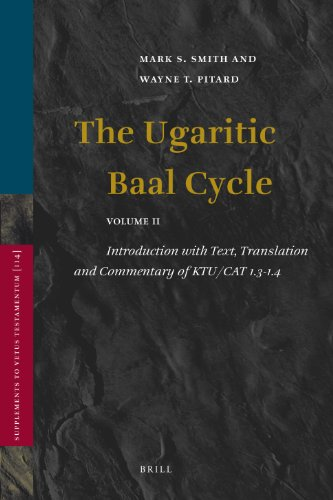 The Ugaritic Baal Cycle (Supplements to Vetus Testamentum) (Ugaritic Baal Cycle compare prices)