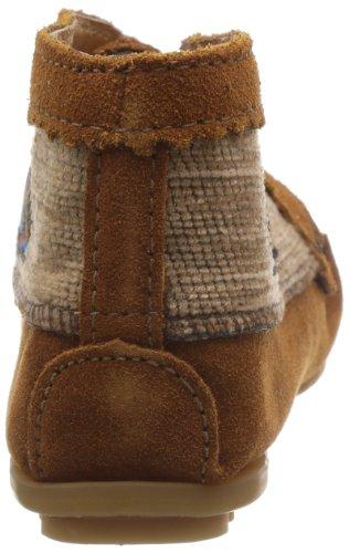 Marron Desert 572 Minnetonka Boots Femme wqR6HXZI
