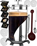 Best French Presses - French Press Coffee & Tea Maker Complete Bundle Review