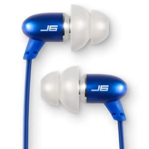 JLab Audio J6 High Fidelity Metal Ergonomic E...