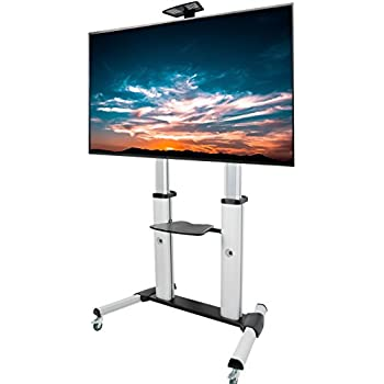 Amazon Com Mobile Lcd Display Stand For A 32 To 65 Inch