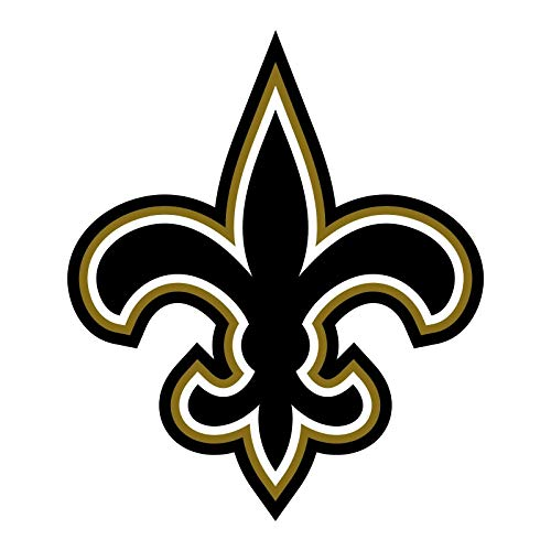 Cell Saints (USTORE Vinyl Sticker Decal New Orleans Saints NFL Weather Resist for Windows Car Cell Phone Bumpers Laptop Wall, 11