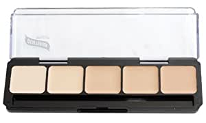 HD High-Definition Glamour Creme Palette, Warm #1