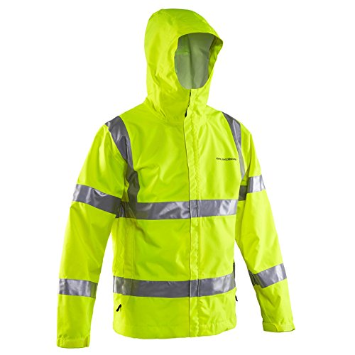 Grunden's Men's Gage Weather Watch Ansi Certified Jacket 1