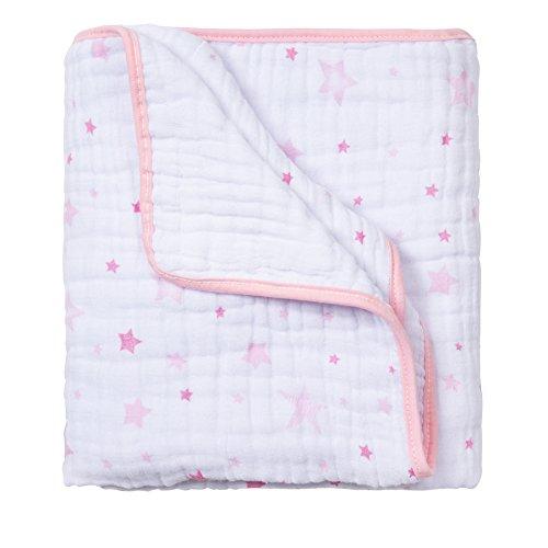 Cobertor Soft Estampado, Papi Textil, Rosa, 1.0Mx80Cm