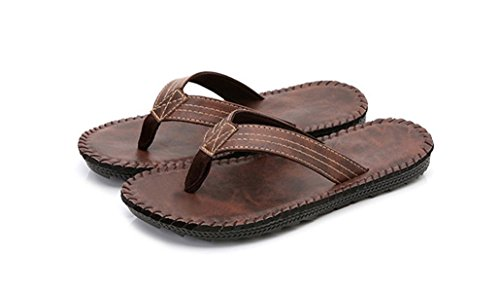 Summer Brown Footwear - 6