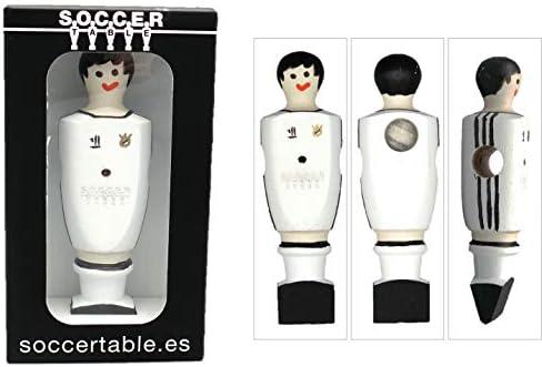 Soccer Table SL Individual Jugador de Futbolín Madrid con imán ...