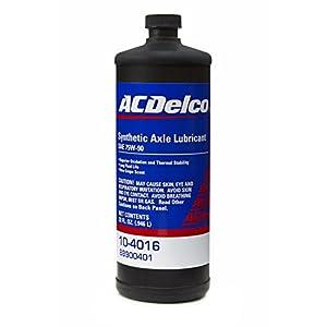 ACDelco 10-4016 75W-90 Synthetic Axle Gear Oil - 32 oz