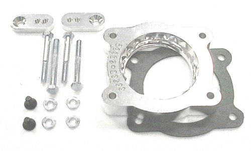 Street and Performance Electronics 42105 Helix Power Tower Plus Throttle Body Spacer 2001-2005 GMC 4.2L