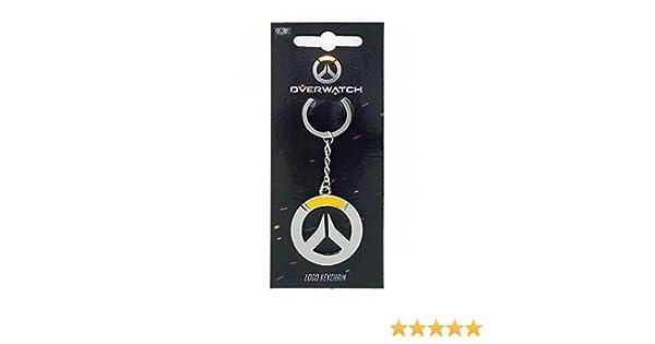 Overwatch - Logo Keychain
