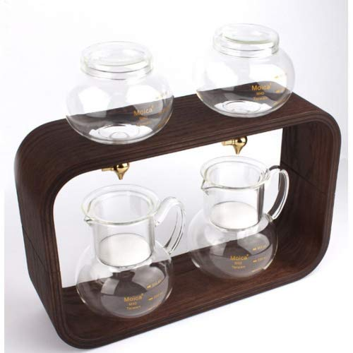Moica Cold Brew Dutch Coffee Maker Hand Drip Set 800ml Modern M80 No Electricity