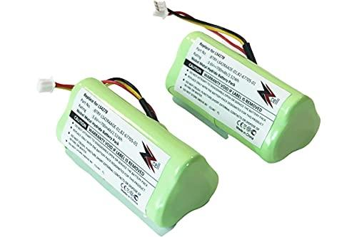 2 Baterias para Scanner Motorola Symbol Ls4278 Btry-ls42raao